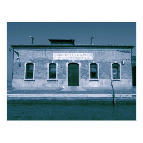Cooperativa San Marco Postcard