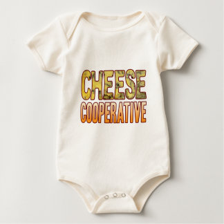 Cooperative Blue Cheese Baby Bodysuit