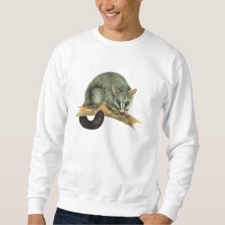 cooroy possum pullover sweatshirt