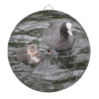 Coot and Chick Dart Board