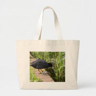 Coot Jumbo Tote Bag