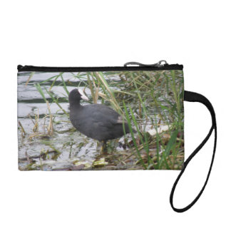 Coot on the Riverbank Bagettes Bag