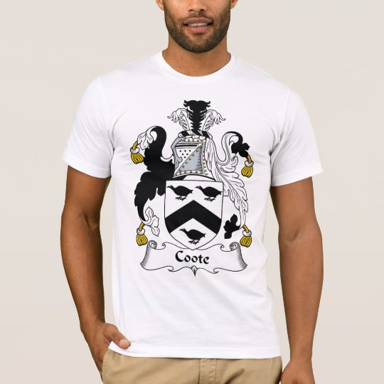 Coote Family Crest T-Shirt