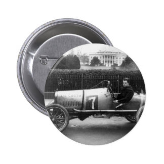 Cootie Race Car Vintage White House Photo Buttons
