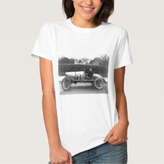 Cootie Race Car Vintage White House Photo Tee Shirt
