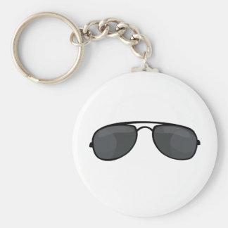 Cop Sunglasses Key Chains