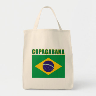 COPACABANA Beach Tshirts, Gifts Tote Bag