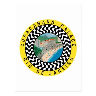 CopacabanaPalaceRio Postcard