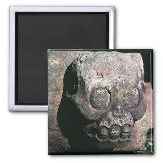 Copan Honduras Ancient Mayan Ruins Photo Designed Magnet