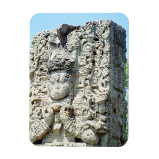 Copan Mayan Ruins Honduras Refrigerator Photo Magnet