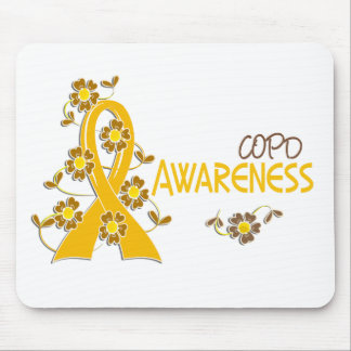 COPD Awareness 6 Mouse Pads