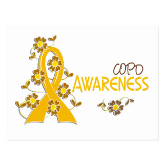 COPD Awareness 6 Postcard