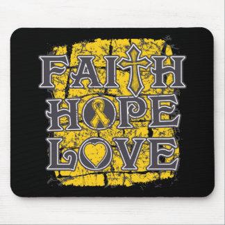 COPD Faith Hope Love Mousepads