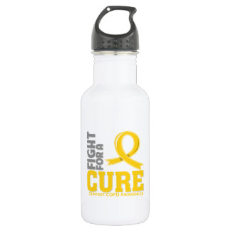 COPD Fight For A Cure 532 Ml Water Bottle
