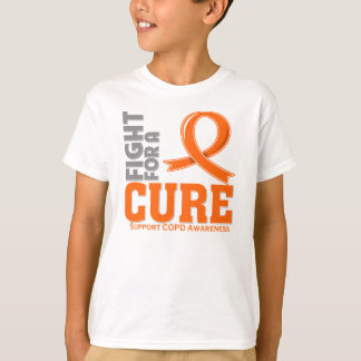 COPD Fight For A Cure T-Shirt