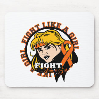 COPD Fight Like A Girl Attitude Mouse Pads