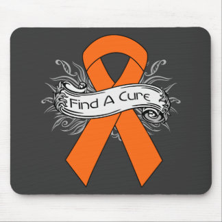 COPD Find A Cure Ribbon Mousepad