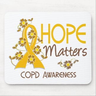 COPD Hope Matters 3 Mouse Pads
