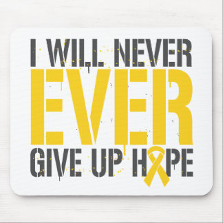 COPD I Will Never Ever Give Up Hope Mouse Pads