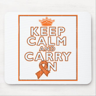 COPD Keep Calm and Carry ON Mousepad