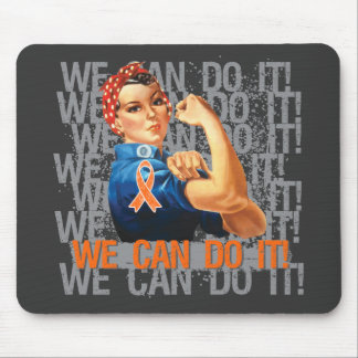 COPD Rosie WE CAN DO IT Mousepad