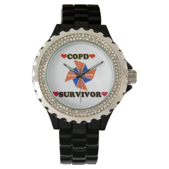 COPD SURVIVOR WATCH