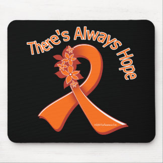 COPD There's Always Hope Floral Mousepads