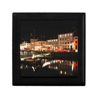 Copenhagen at night gift box