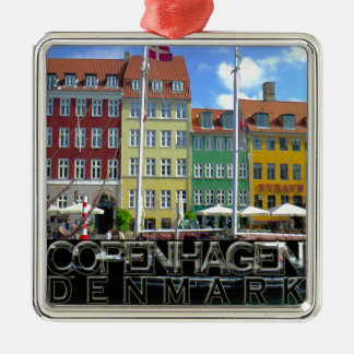 Copenhagen Christmas Ornament