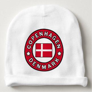 Copenhagen Denmark Baby Beanie