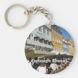 Copenhagen, Denmark Key Ring
