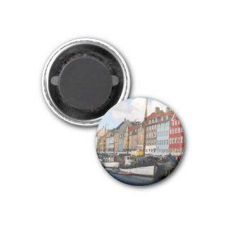 Copenhagen Denmark magnet
