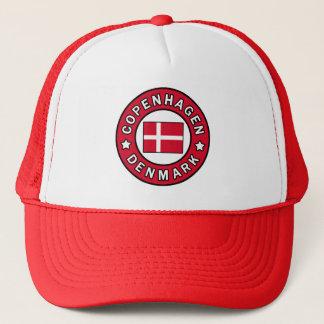 Copenhagen Denmark Trucker Hat