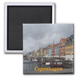 Copenhagen frigde magnet