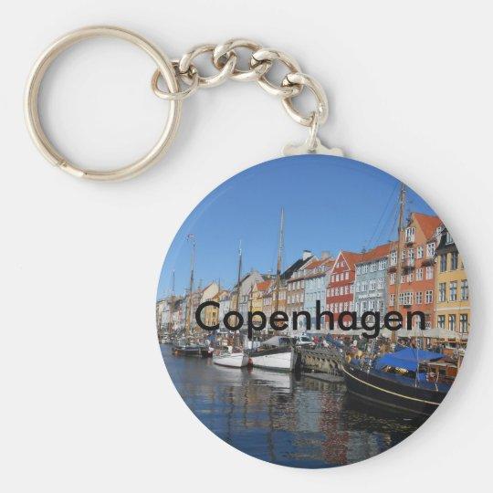Copenhagen Key Chain