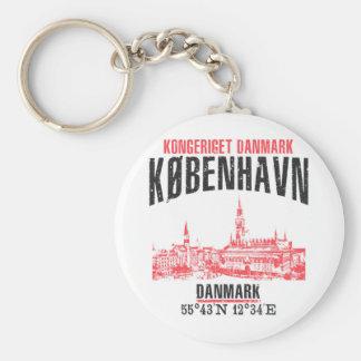 Copenhagen Key Ring