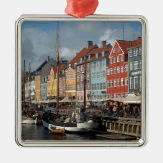 Copenhagen Nyhavn Christmas Ornament