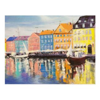 Copenhagen Postcard