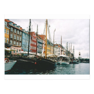 Copenhagen Post Card