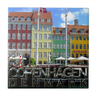 Copenhagen Small Square Tile