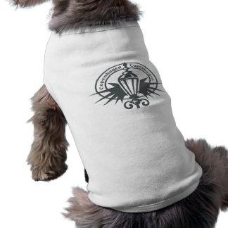 Copenhagen Stamp Sleeveless Dog Shirt