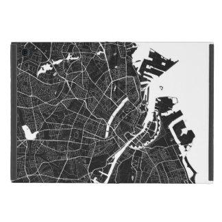 Copenhagen urban Pattern iPad Mini Cover