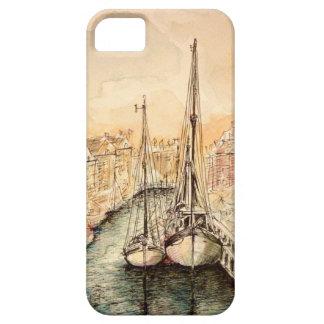 Copenhagen With Love - iPhoneCase iPhone 5 Cases