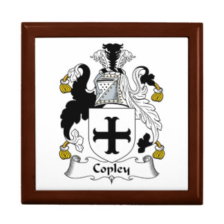 Copley Family Crest Gift Box