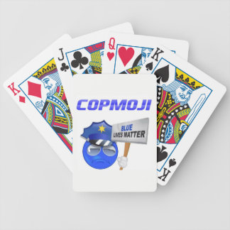 CopMoji Playing Cards