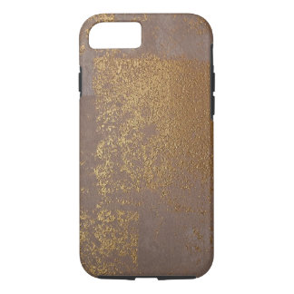Copper ans Gold iPhone 7 Case