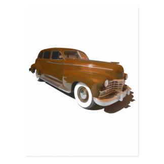 Copper Caddie Postcard