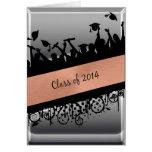 Copper & Chrome Diagonal Slash Class of 2014
