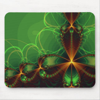 copper clover mouse pads