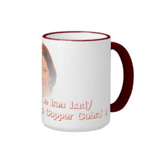 Copper Cobra Ringer Mug